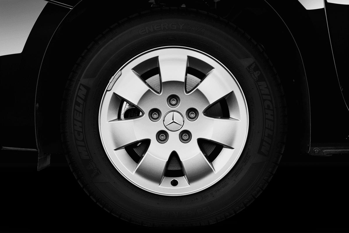 Mercedes Citan Kastenwagen wheelcap