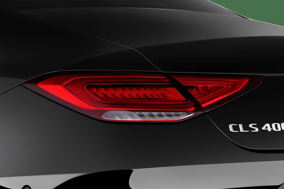 Mercedes CLS Coupé taillight