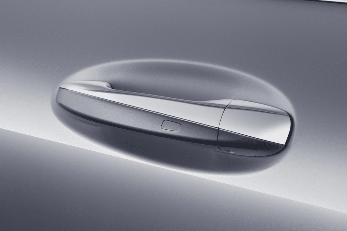 Mercedes EQC doorhandle