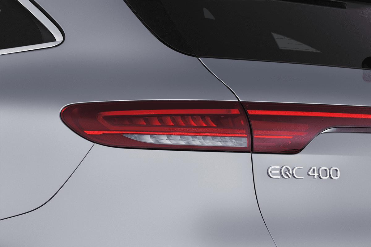 Mercedes EQC taillight