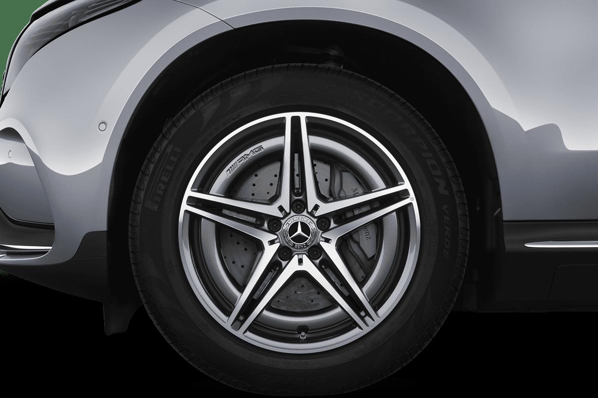 Mercedes EQC wheelcap