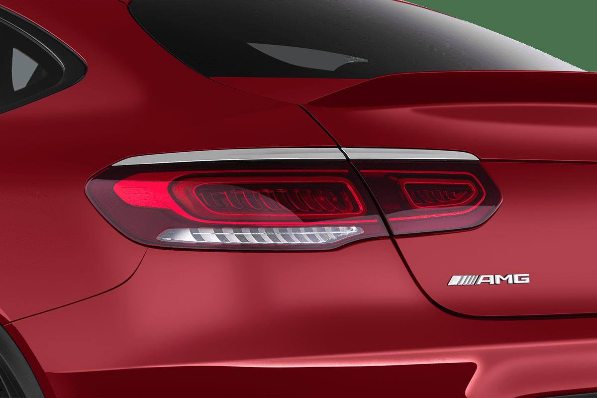 Mercedes GLC Coupé taillight