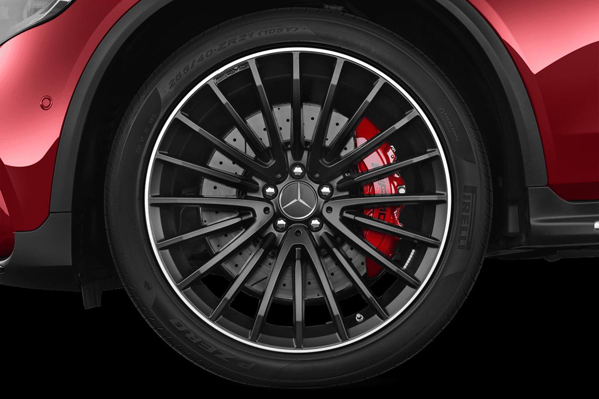 Mercedes GLC Coupé wheelcap