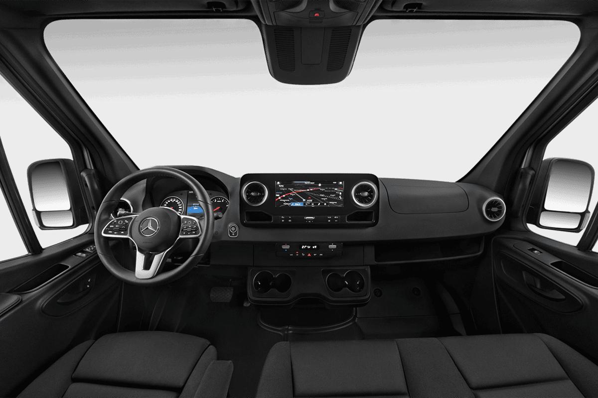 Mercedes Sprinter Kastenwagen dashboard