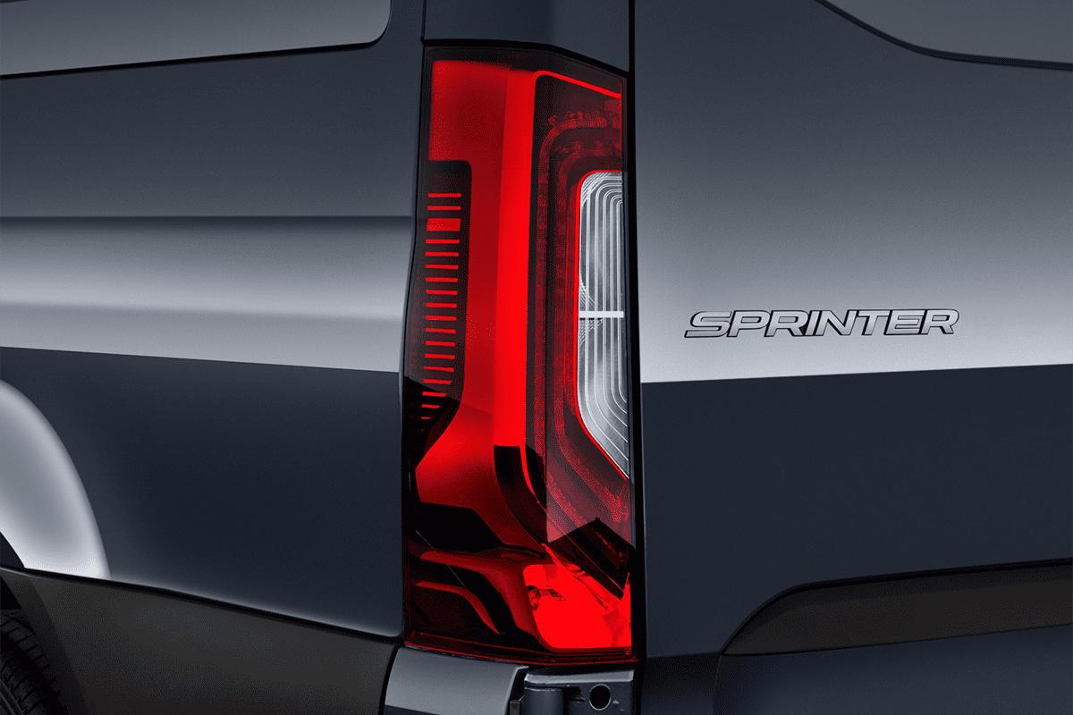 Mercedes Sprinter Kastenwagen taillight