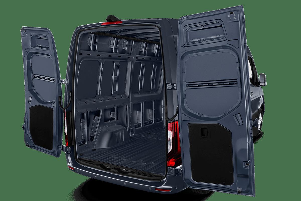 Mercedes Sprinter Kastenwagen trunk