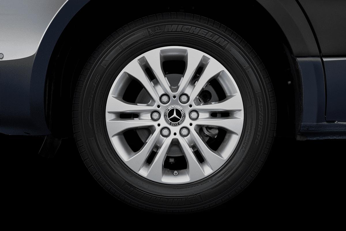 Mercedes Sprinter Kastenwagen wheelcap
