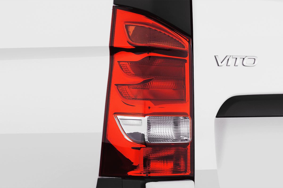 Mercedes Vito Kastenwagen taillight