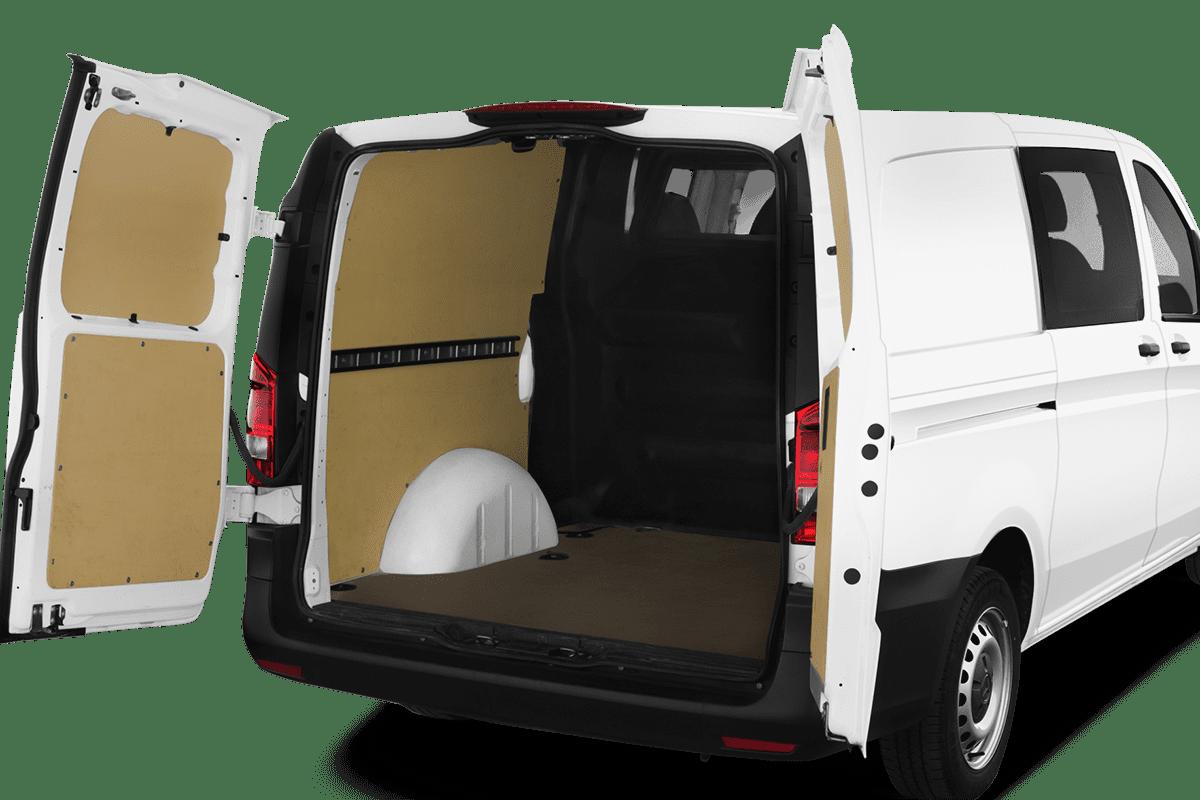 Mercedes Vito Kastenwagen trunk