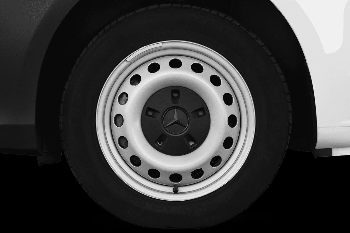 Mercedes Vito Kastenwagen wheelcap