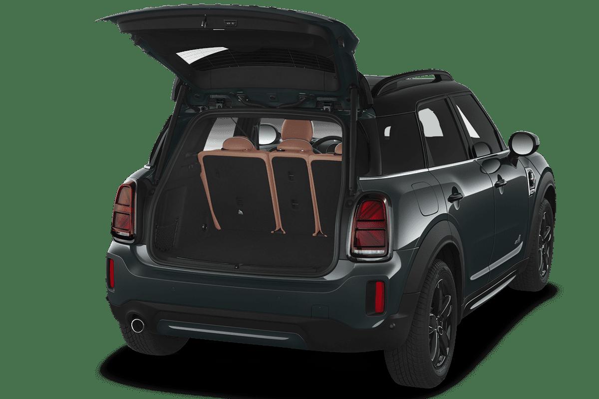 MINI Countryman Plug-in-Hybrid trunk