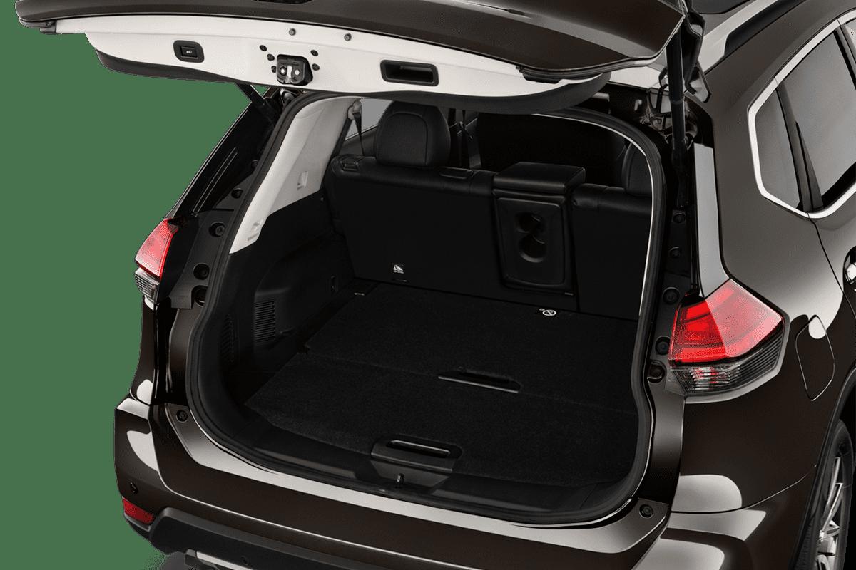 Nissan X-Trail trunk