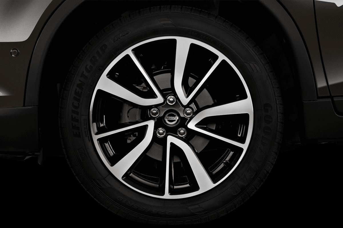 Nissan X-Trail wheelcap