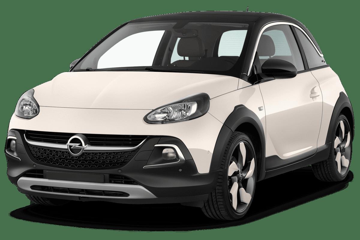 Opel Adam Rocks angularfront
