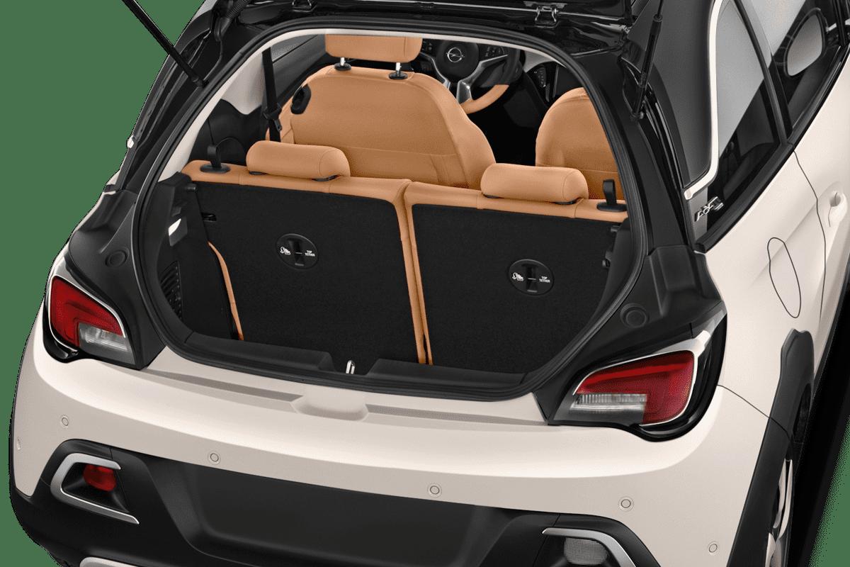 Opel Adam Rocks trunk