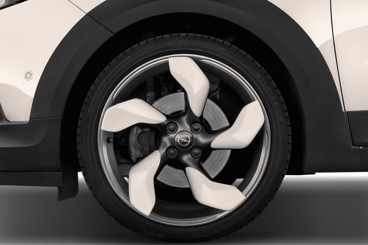Opel Adam Rocks wheelcap