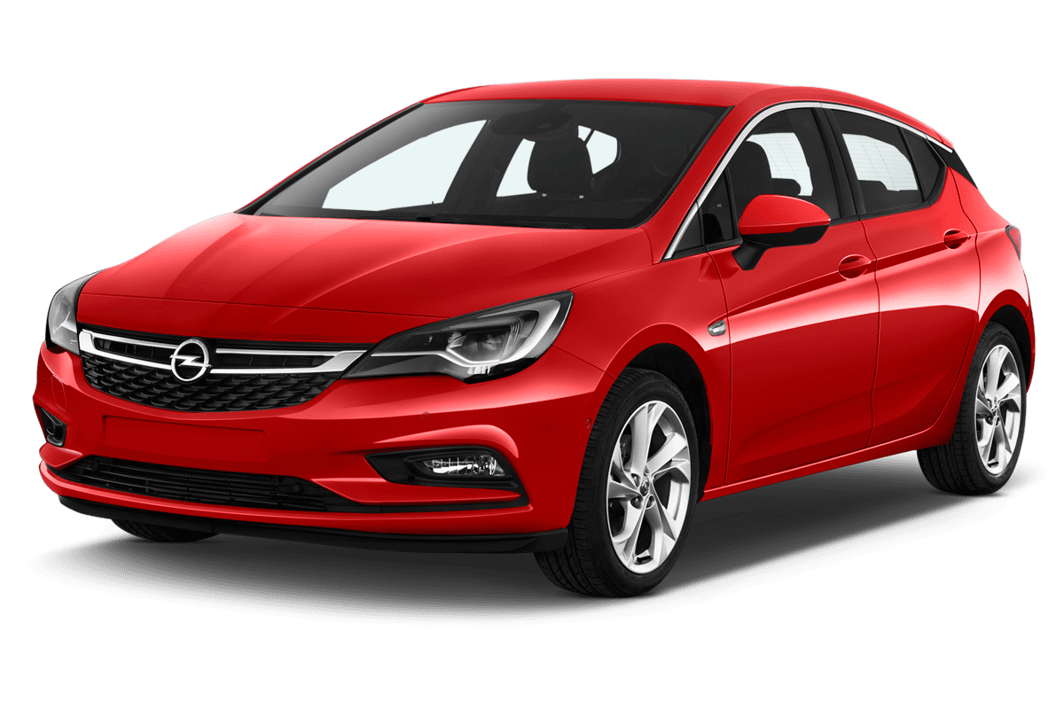 Opel Astra Active angularfront