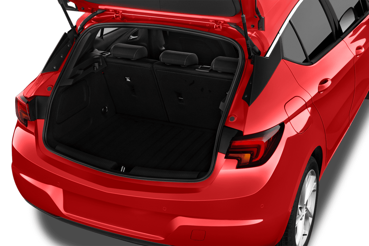 Opel Astra Active trunk