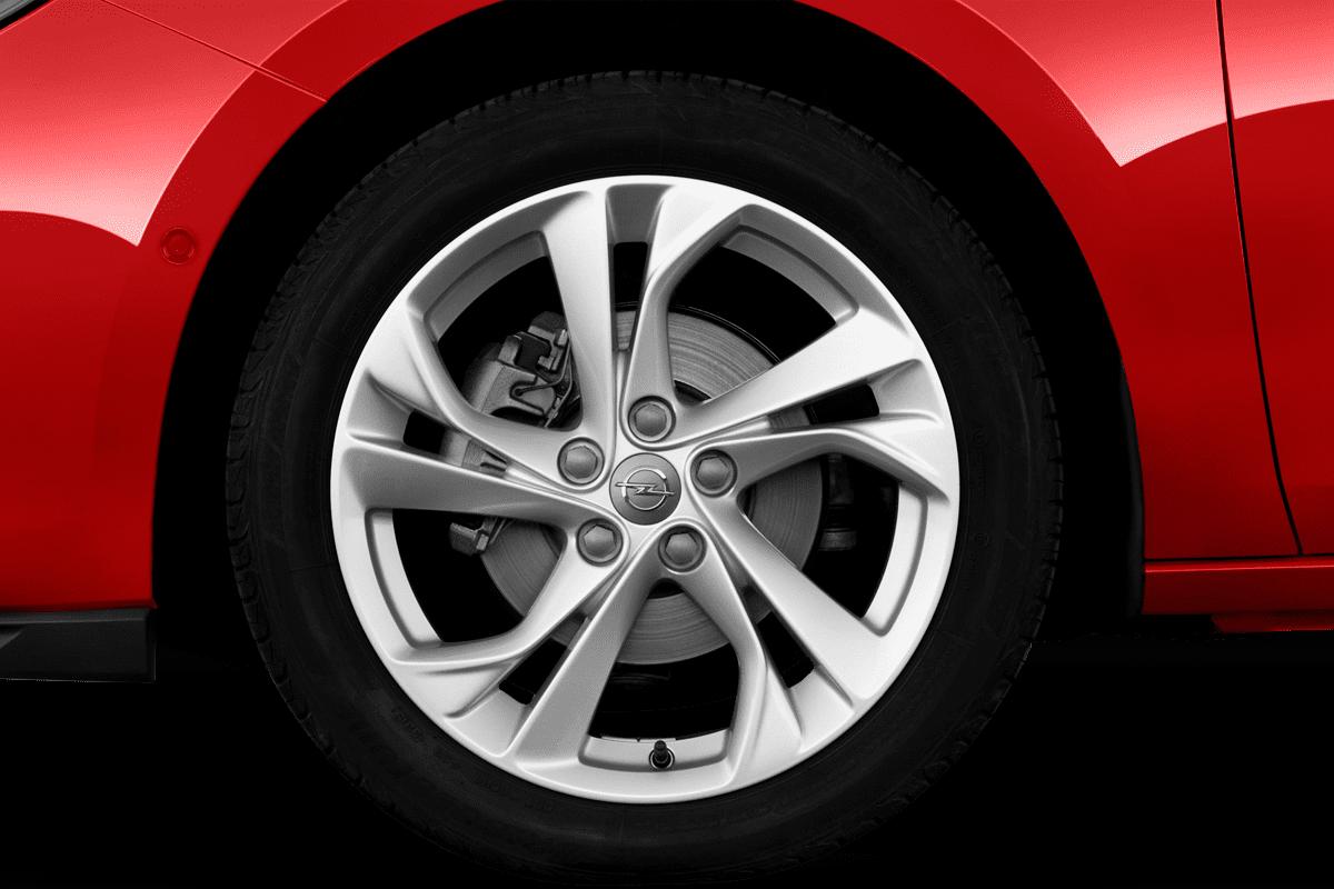 Opel Astra Active wheelcap
