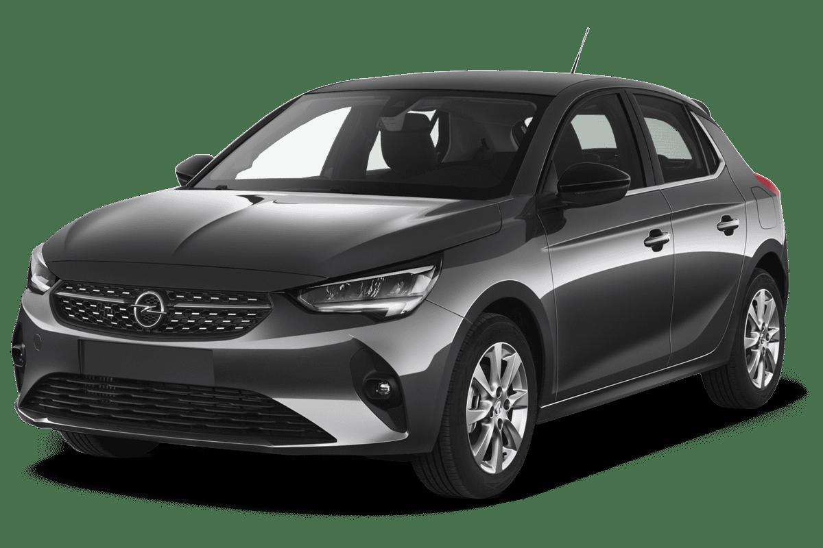 Opel Corsa-e angularfront
