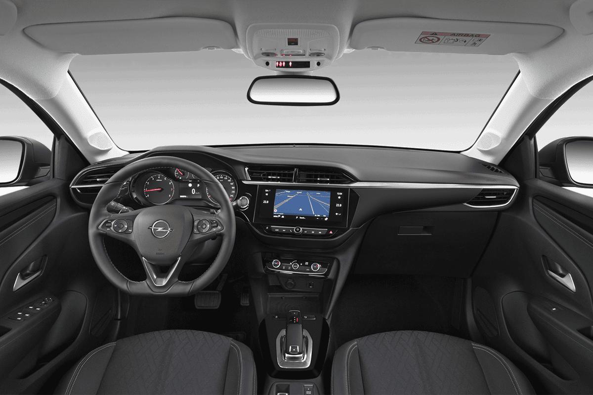 Opel Corsa-e dashboard