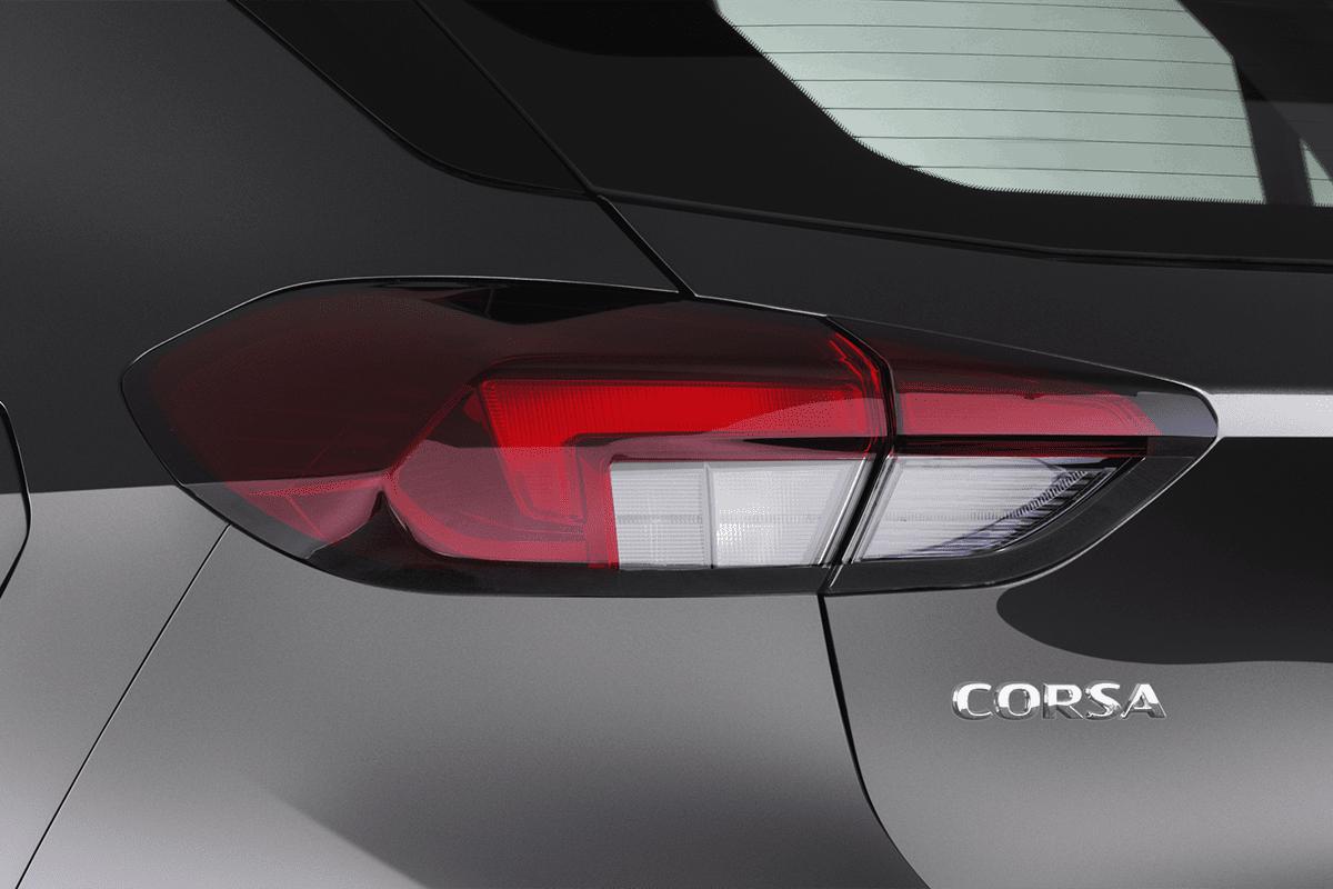 Opel Corsa-e taillight