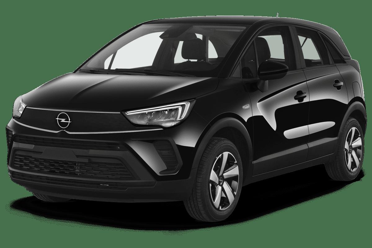 Opel Crossland angularfront