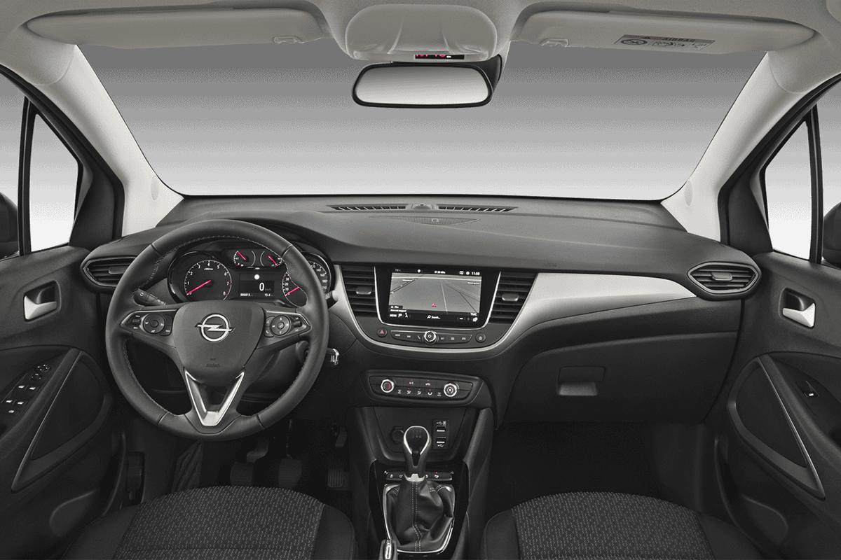 Opel Crossland dashboard
