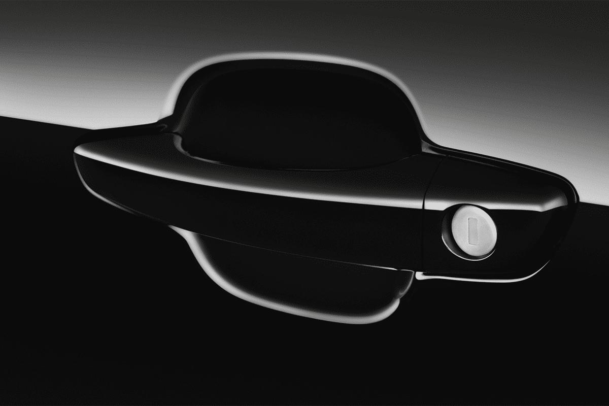 Opel Crossland doorhandle