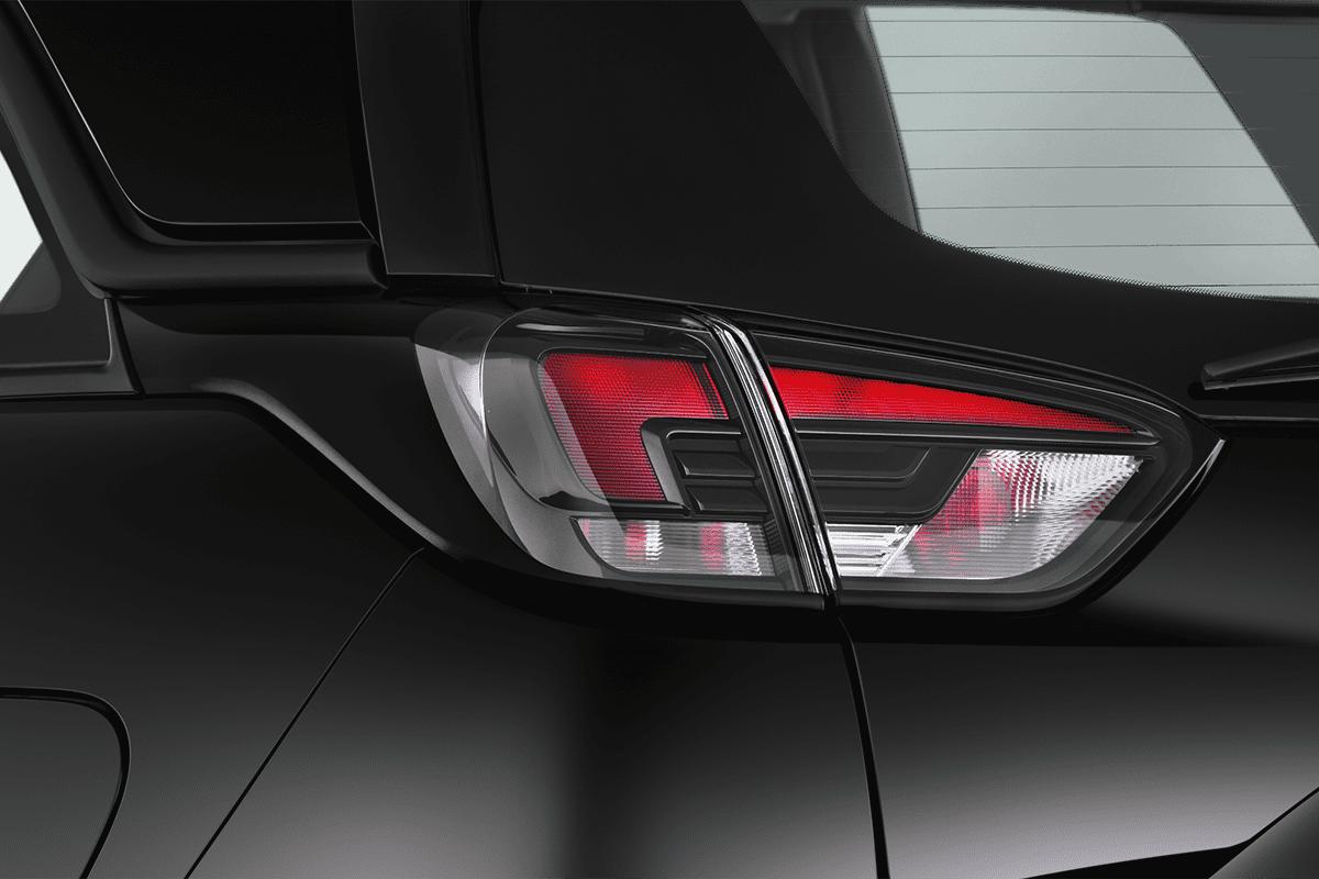 Opel Crossland taillight
