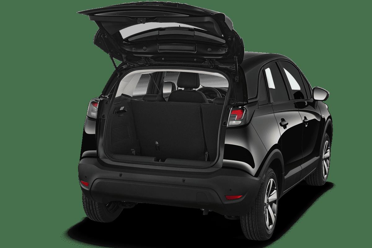 Opel Crossland trunk