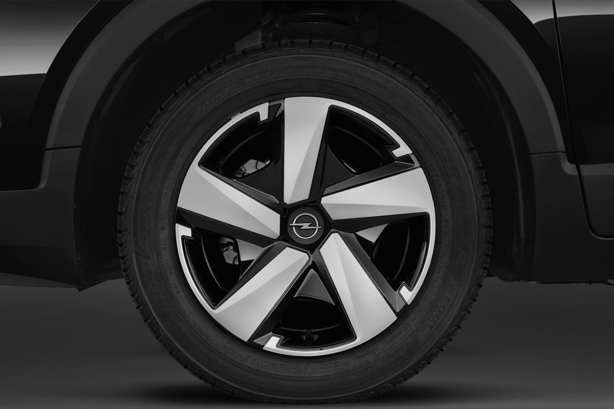 Opel Crossland wheelcap