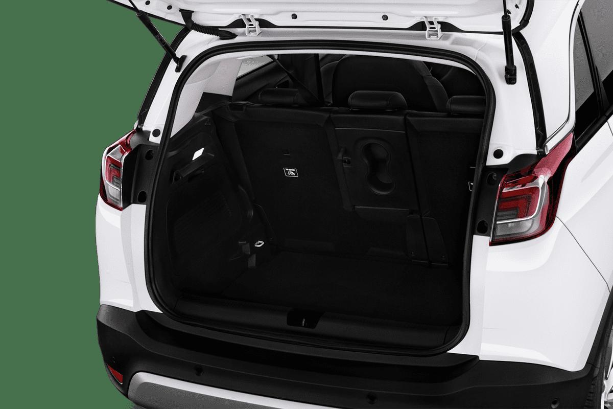 Opel Crossland X LPG trunk