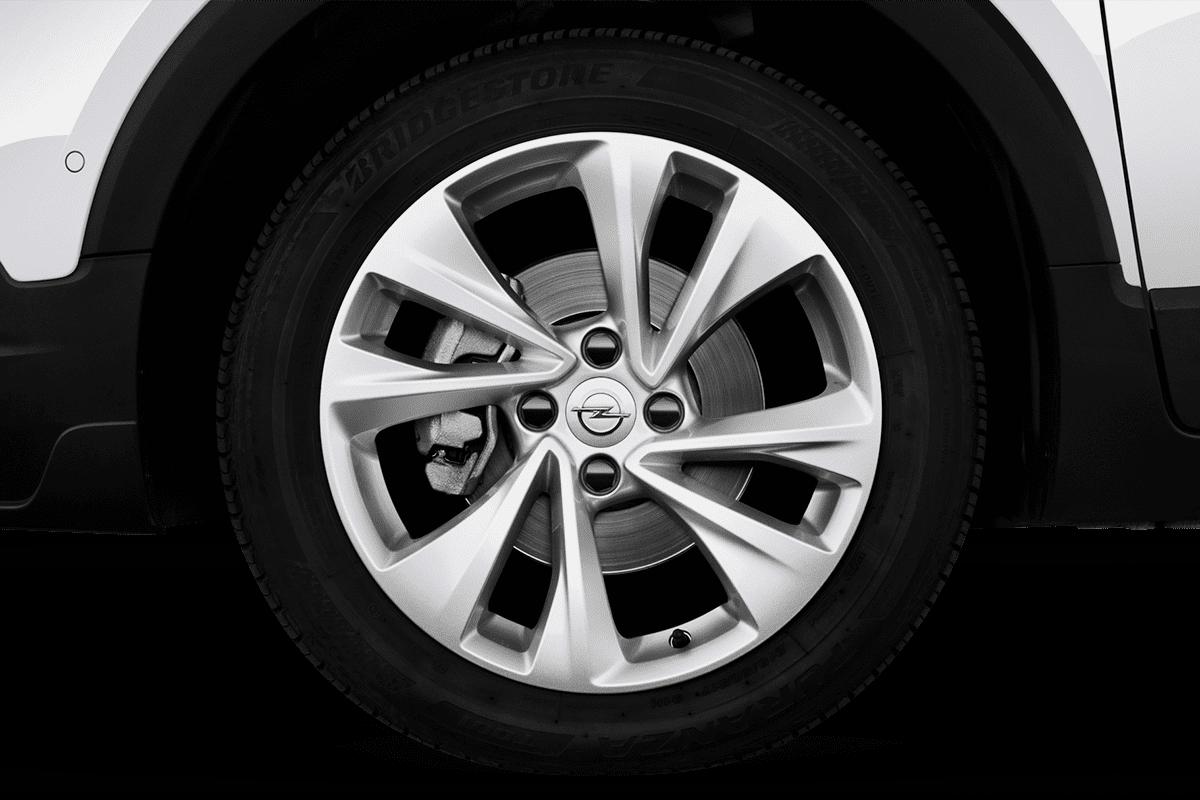 Opel Crossland X LPG wheelcap