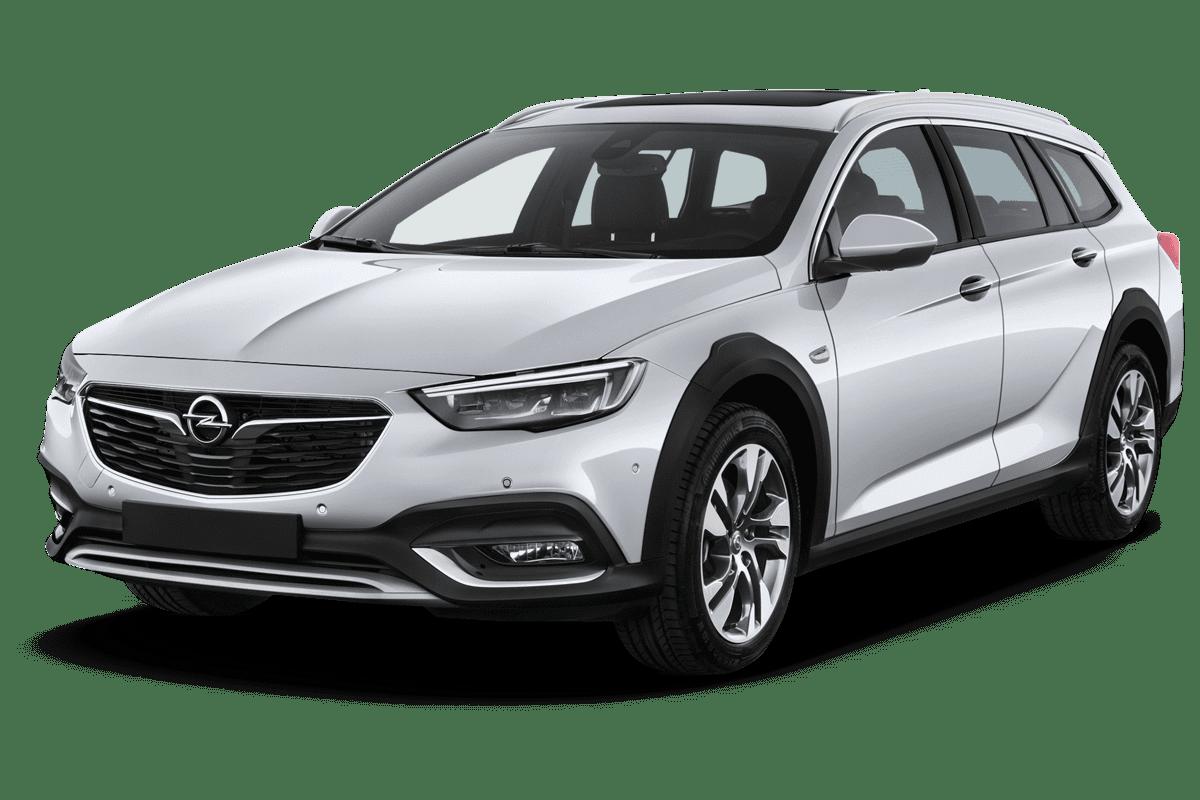 Opel Insignia Country Tourer angularfront