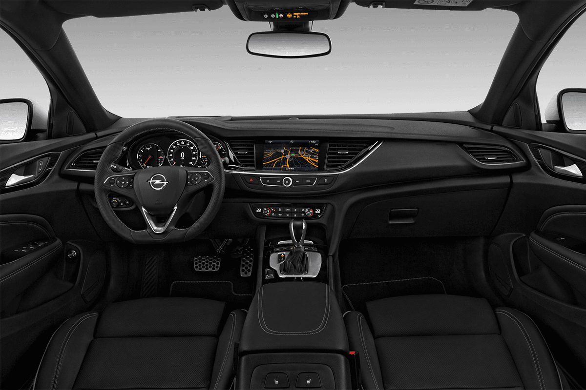 Opel Insignia Country Tourer dashboard