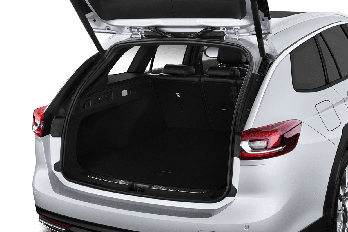 Opel Insignia Country Tourer trunk