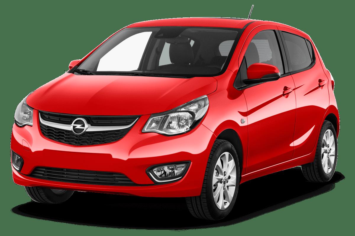 Opel Karl LPG angularfront