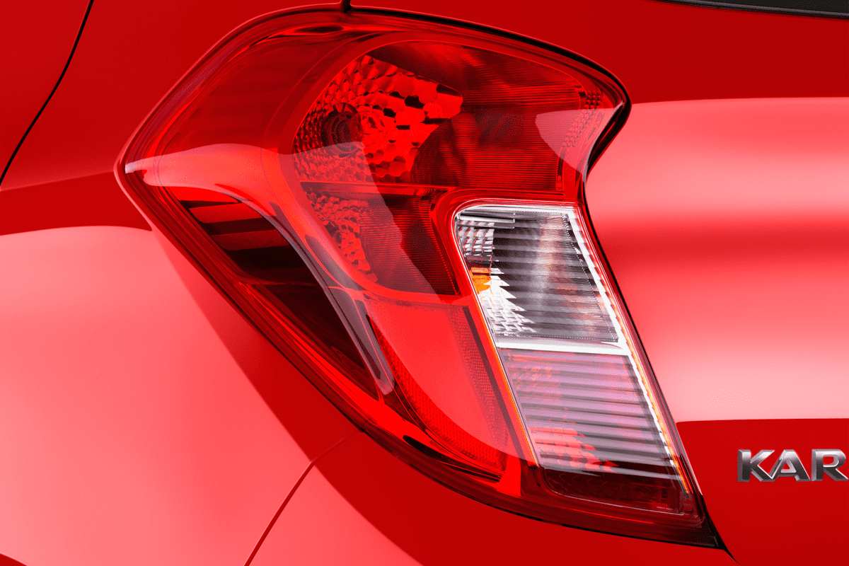 Opel Karl LPG taillight