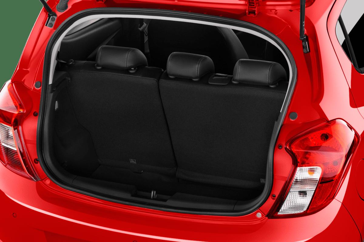 Opel Karl LPG trunk