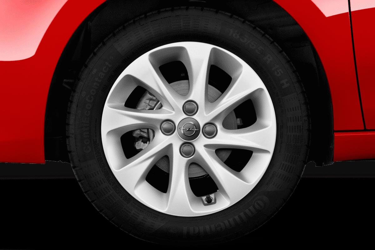 Opel Karl LPG wheelcap