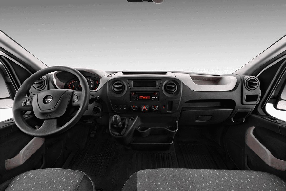 Opel Movano Kastenwagen dashboard
