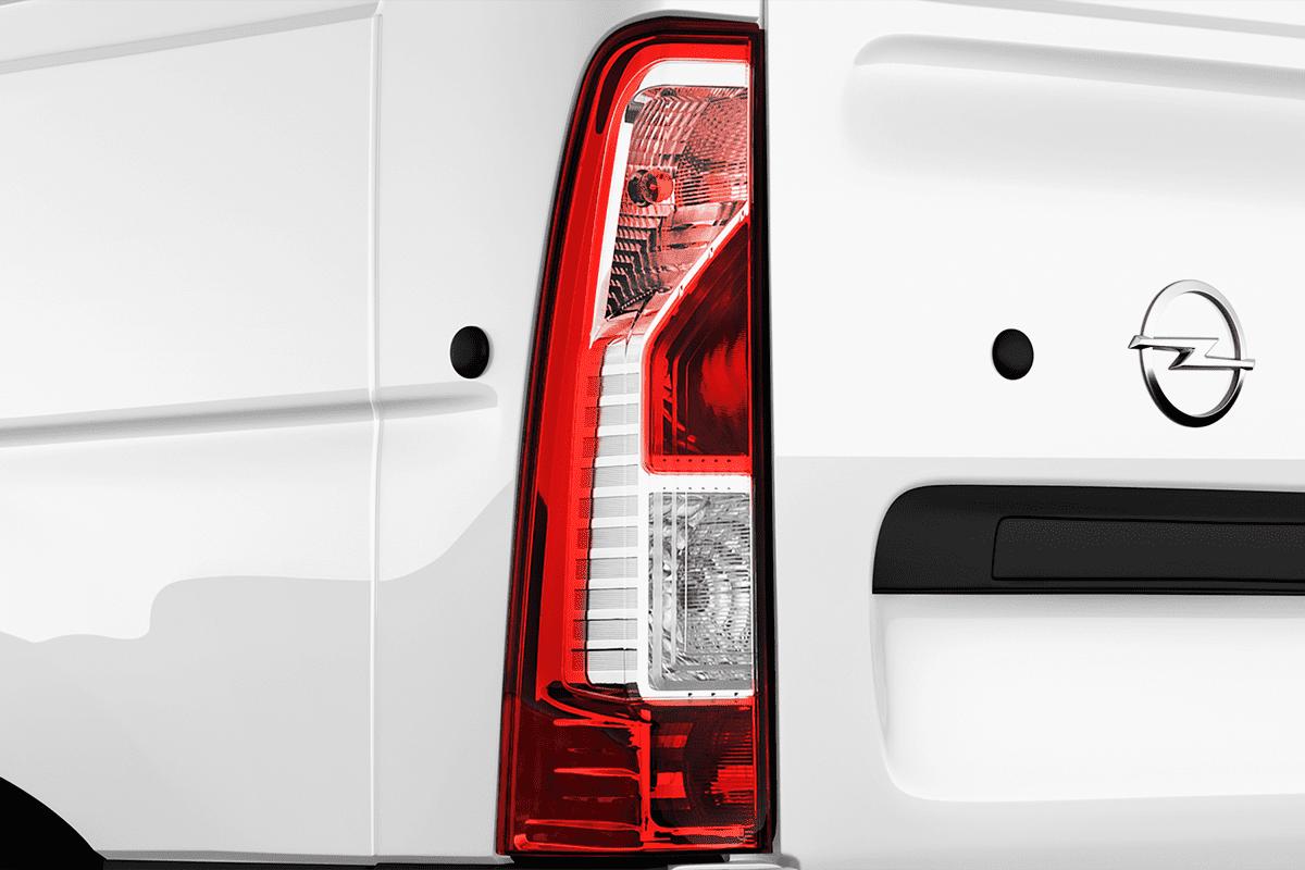 Opel Movano Kastenwagen taillight