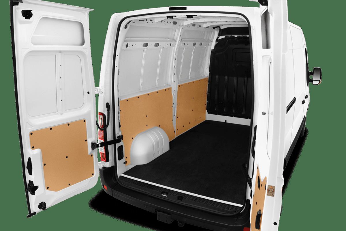 Opel Movano Kastenwagen trunk