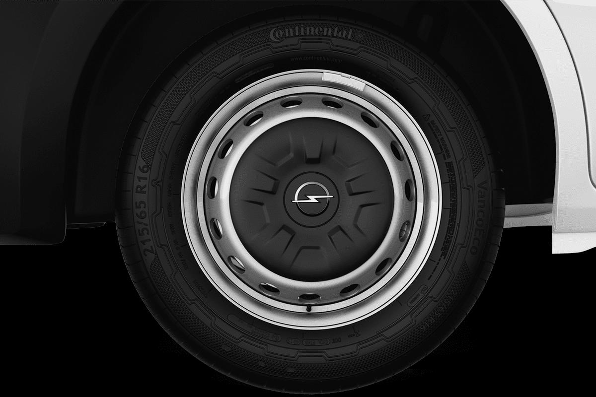 Opel Movano Kastenwagen wheelcap