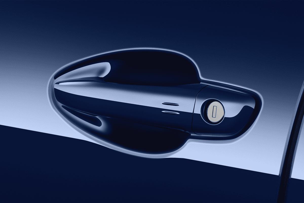 Peugeot 5008 Roadtrip doorhandle