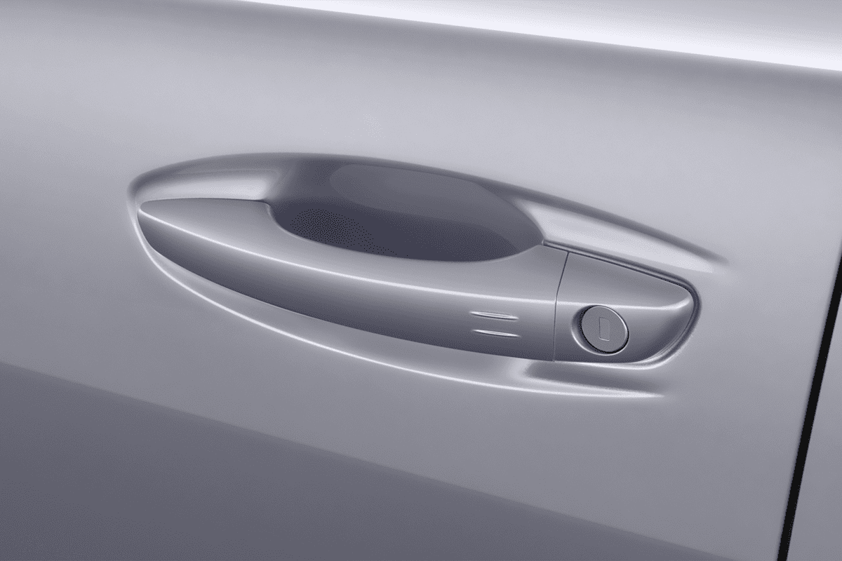 Peugeot 508 doorhandle