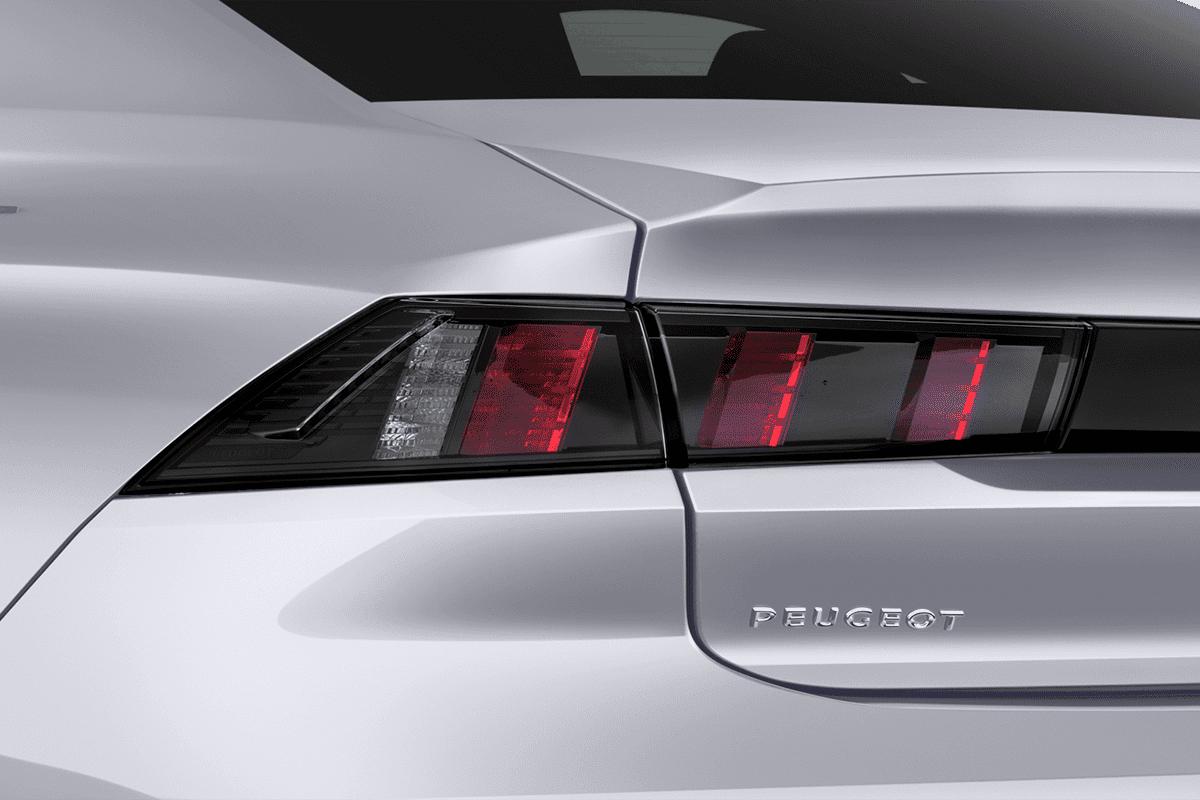 Peugeot 508 taillight