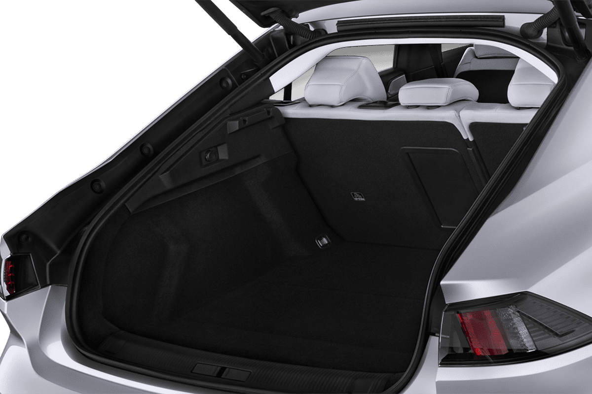 Peugeot 508 trunk