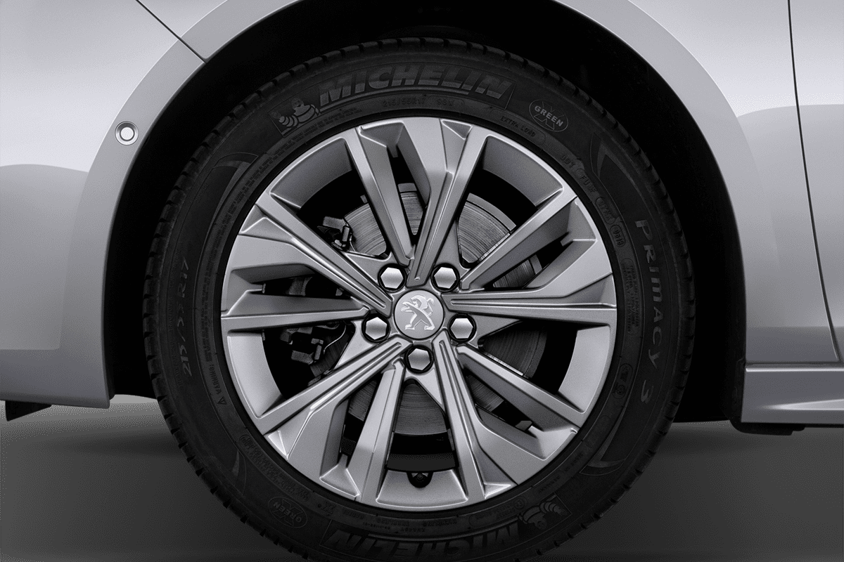 Peugeot 508 wheelcap